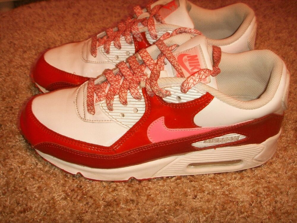 Nike Air Max 90 Valentines Day 2008 Shoes 312052 167 Womens