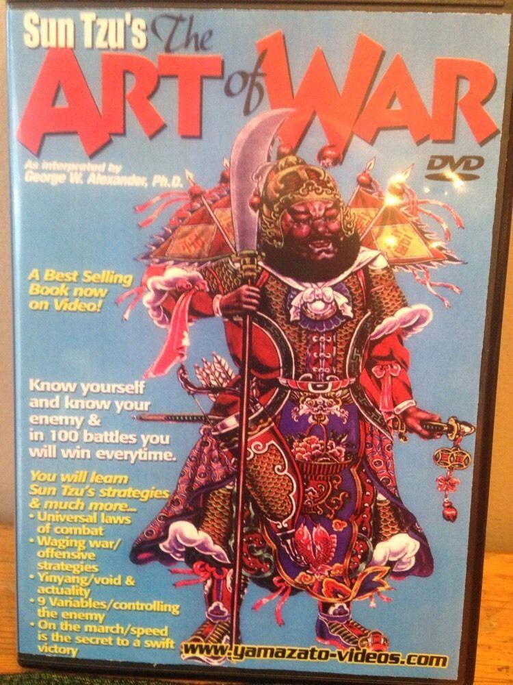 Sun Tzu S The Art Of War George W Alexander Phd Martial Arts Instructional Dvd Martial Arts Dvd Martial Arts Martial