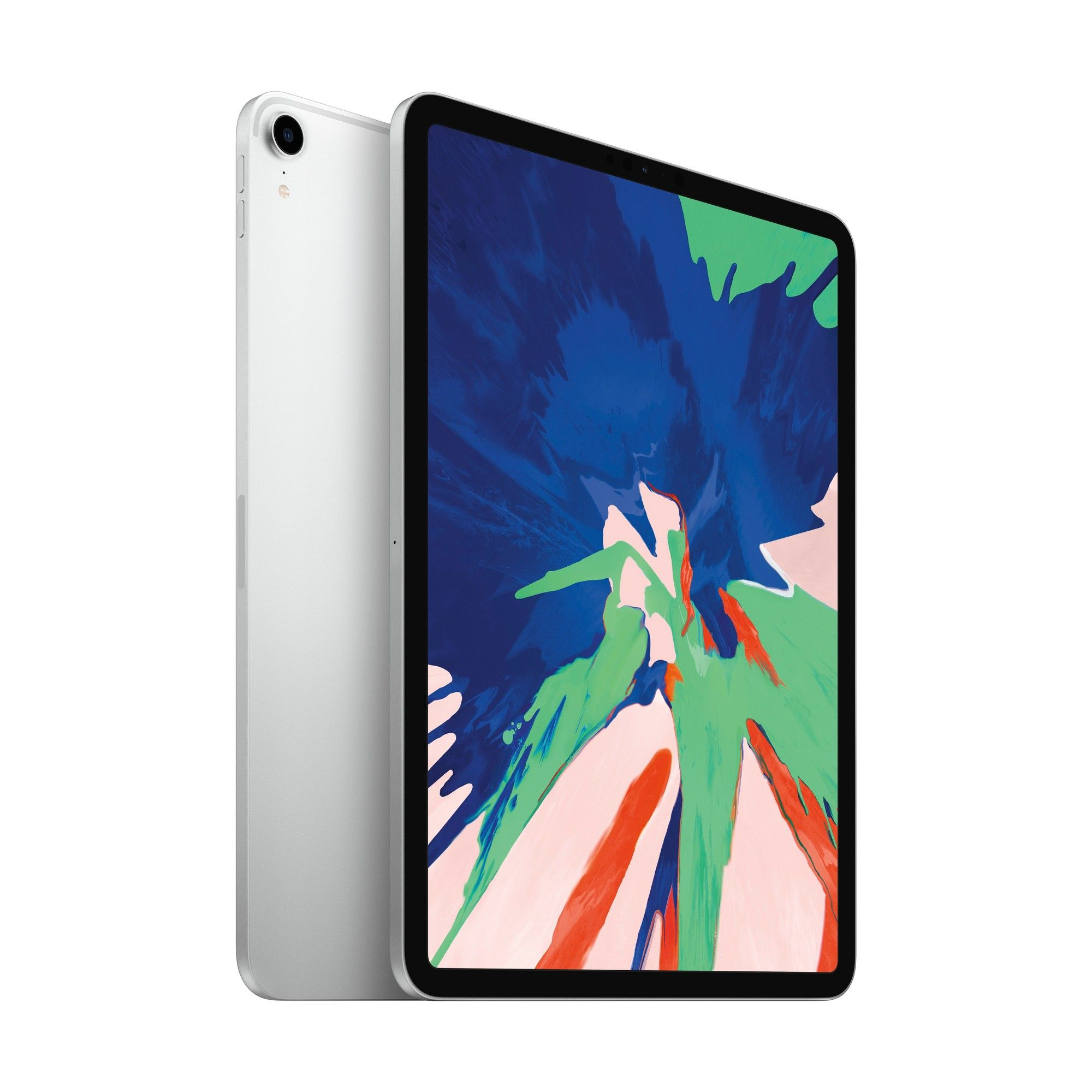 Apple Ipad Pro 11 Inch 256gb Wi Fi Only 2018 Model 3rd Generation Mtxr2ll A Silver Ipad Pro Apple Ipad Pro Apple Ipad