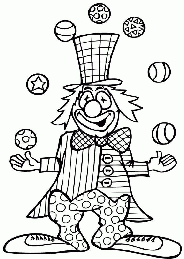 26 dessins de coloriage cirque imprimer dedans dessin de cirque imprimer cirque - Coloriage de cirque ...
