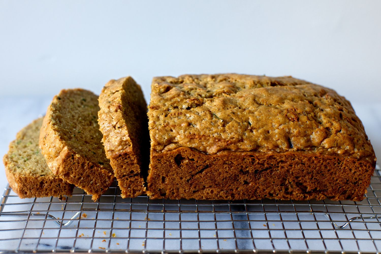 Zucchini Bread | Rezept | Pinterest | Butter, Zucchini und Backen