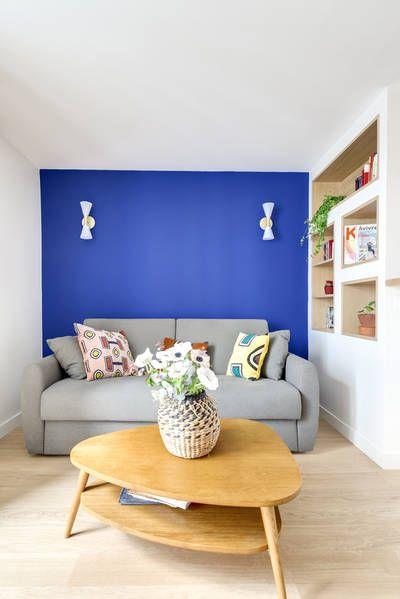 Miniature nouvelle vie pour ce 31 m2 paris paris - Architecte interieur paris petite surface ...