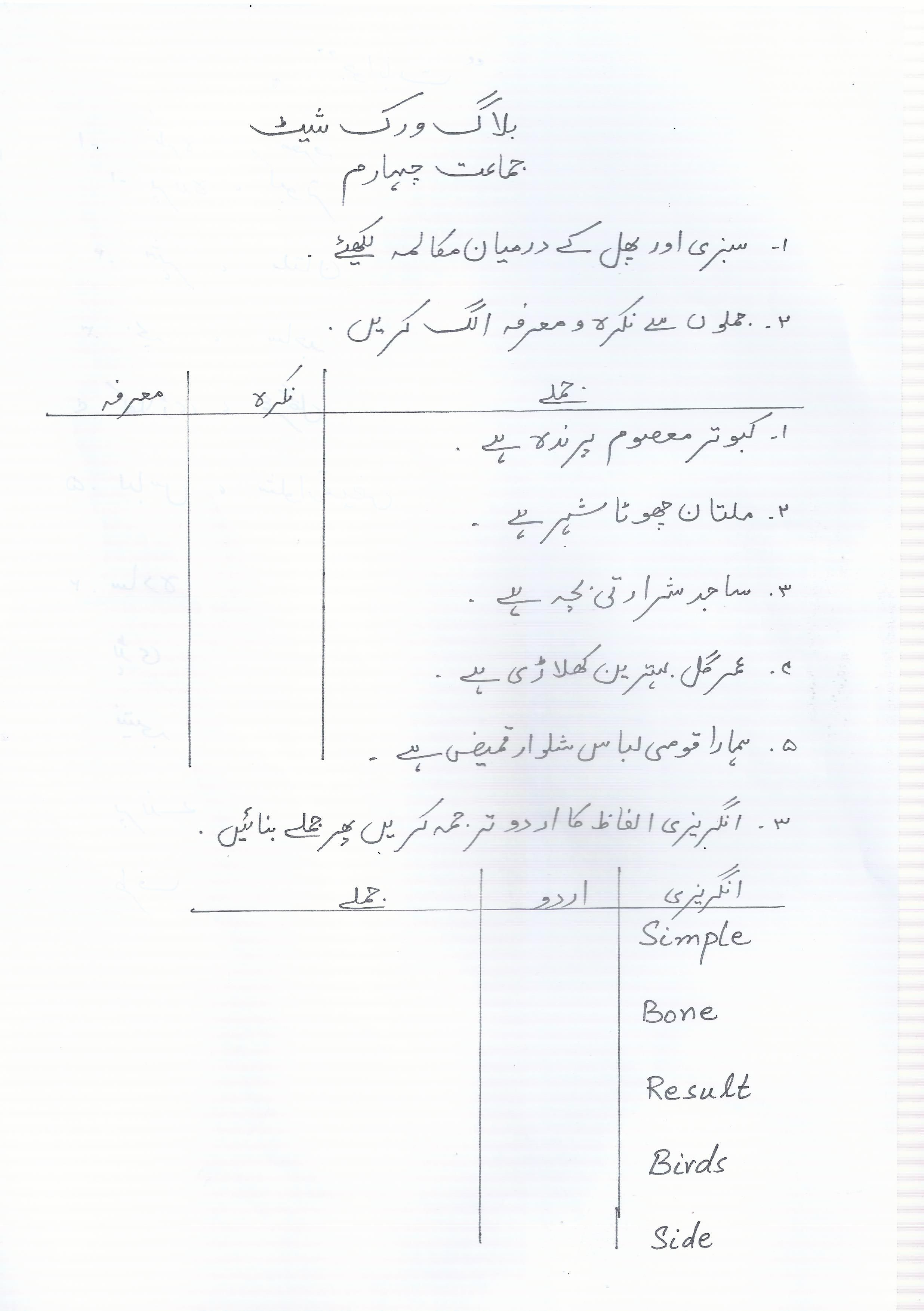 medium resolution of urdu-bw-year-4-1-of-22.jpg (2472×3507)   Reading comprehension worksheets