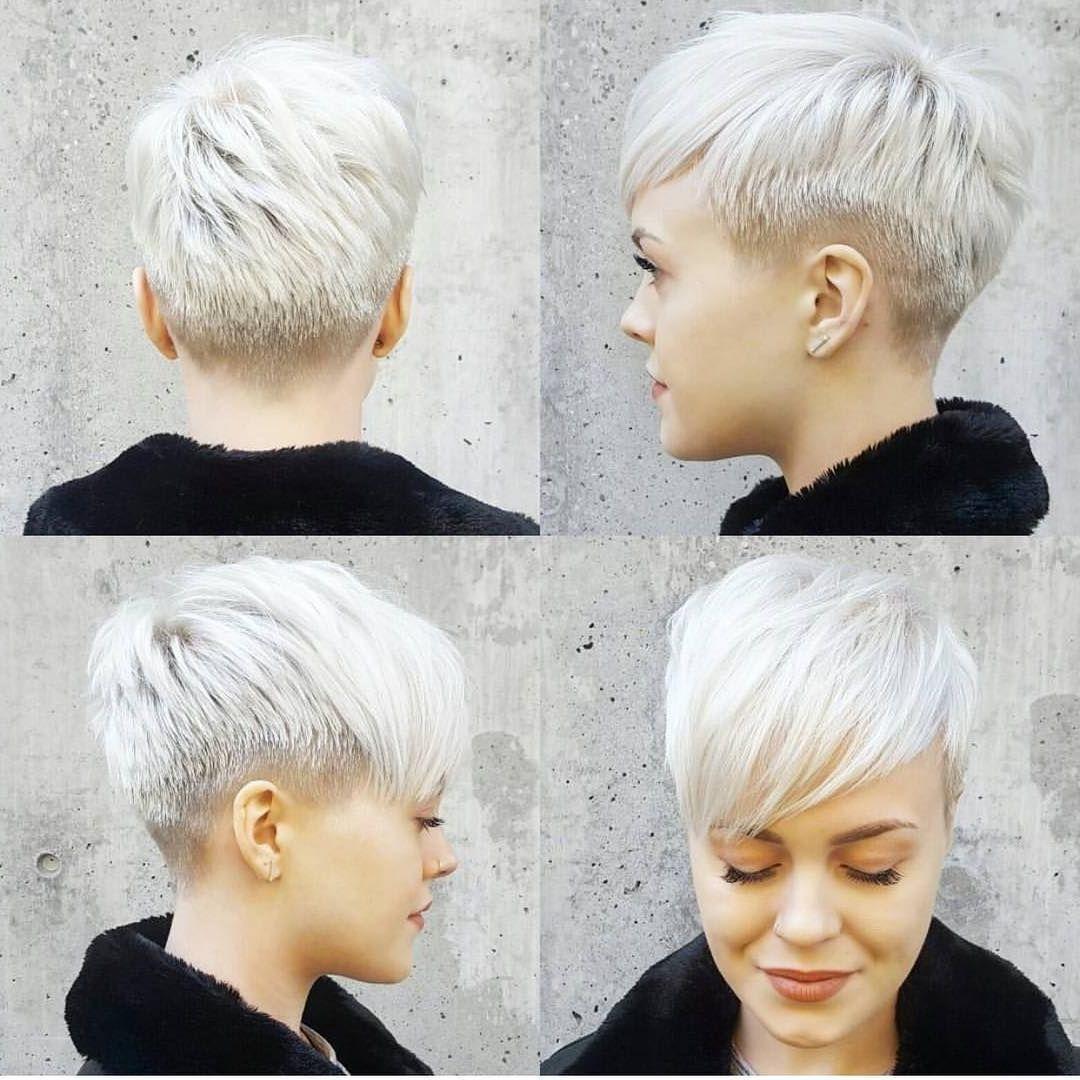 Damen undercut frisuren ▷ 50