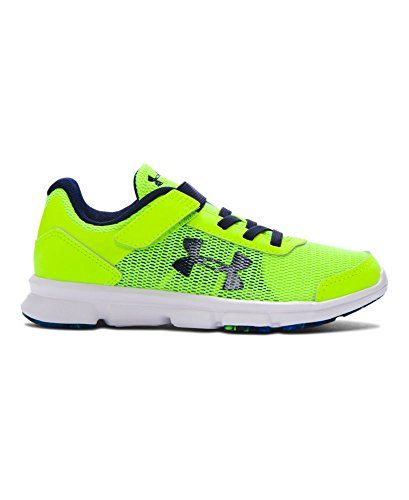 Under Armour Boys' Pre-School UA Speed Swift Running Shoes Le Babe Chaussures escarpins VELOUR Le Babe soldes 4OjnE