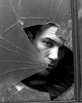 George Holz Ben Affleck Photography Black N White Images Black And White