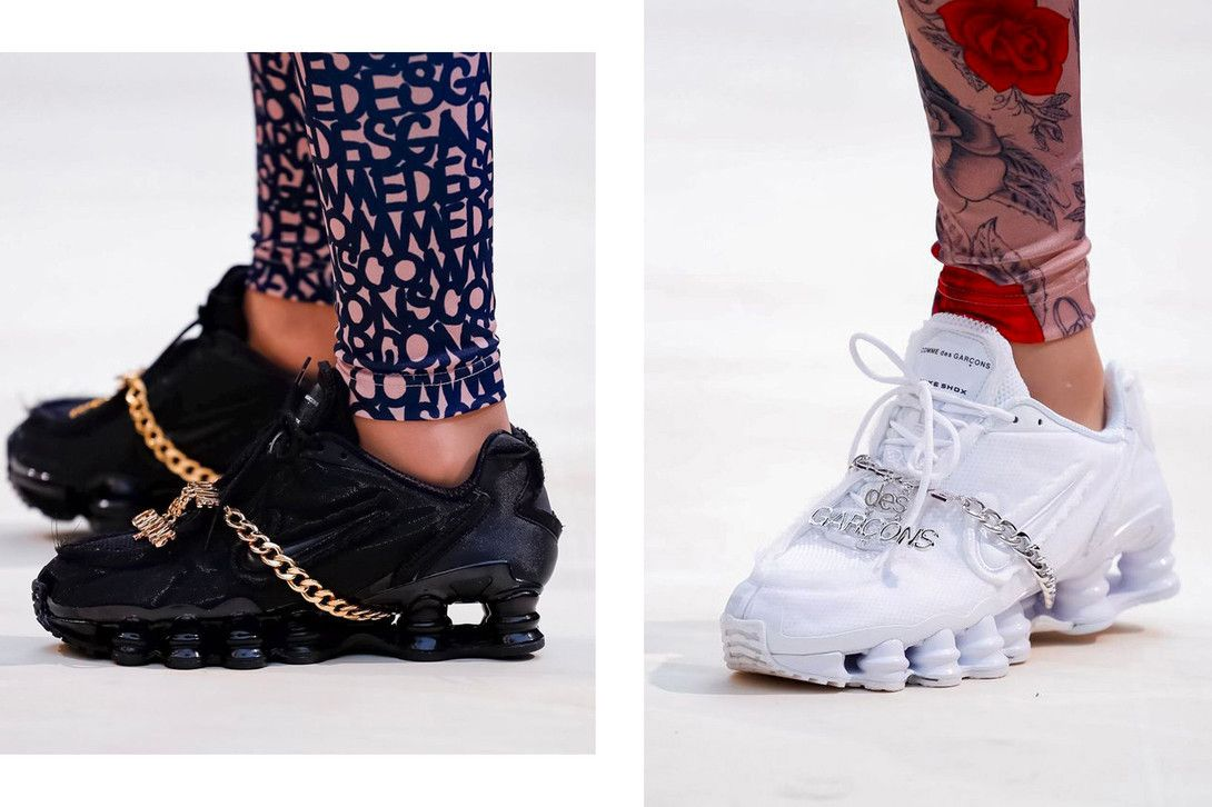 Fashion Month SS19's Best Sneaker Collaborations | that DOPE