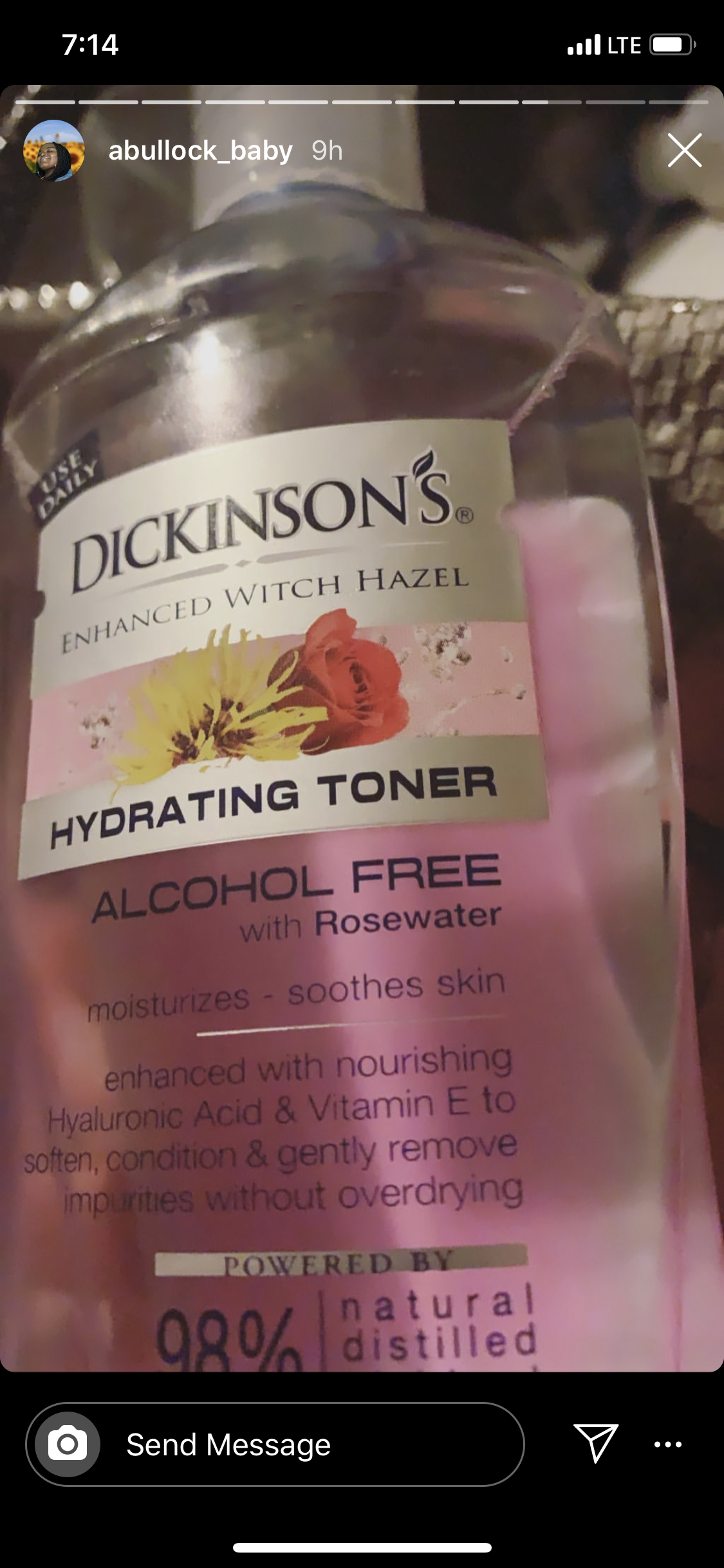 Idea by Ashley S on Makeup and skin care Witch hazel