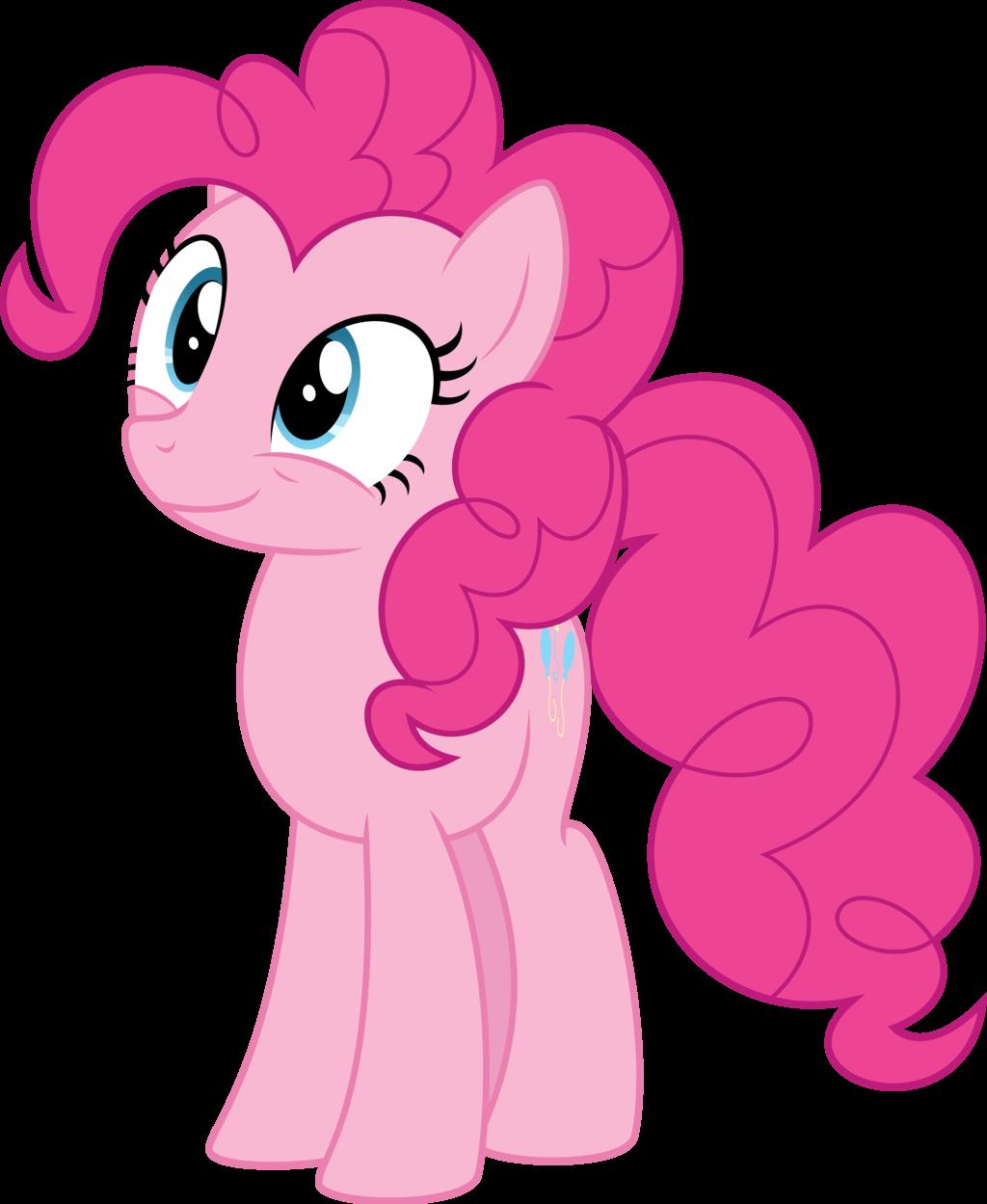Pinkie Simple by Aethon056 Pinkie pie, Simple