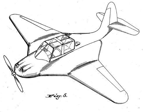eshelman flying wing