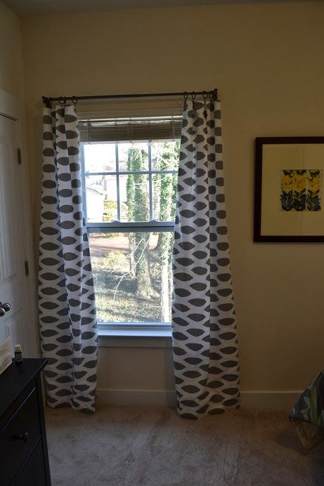 Following The Right Standard Curtain Lengths