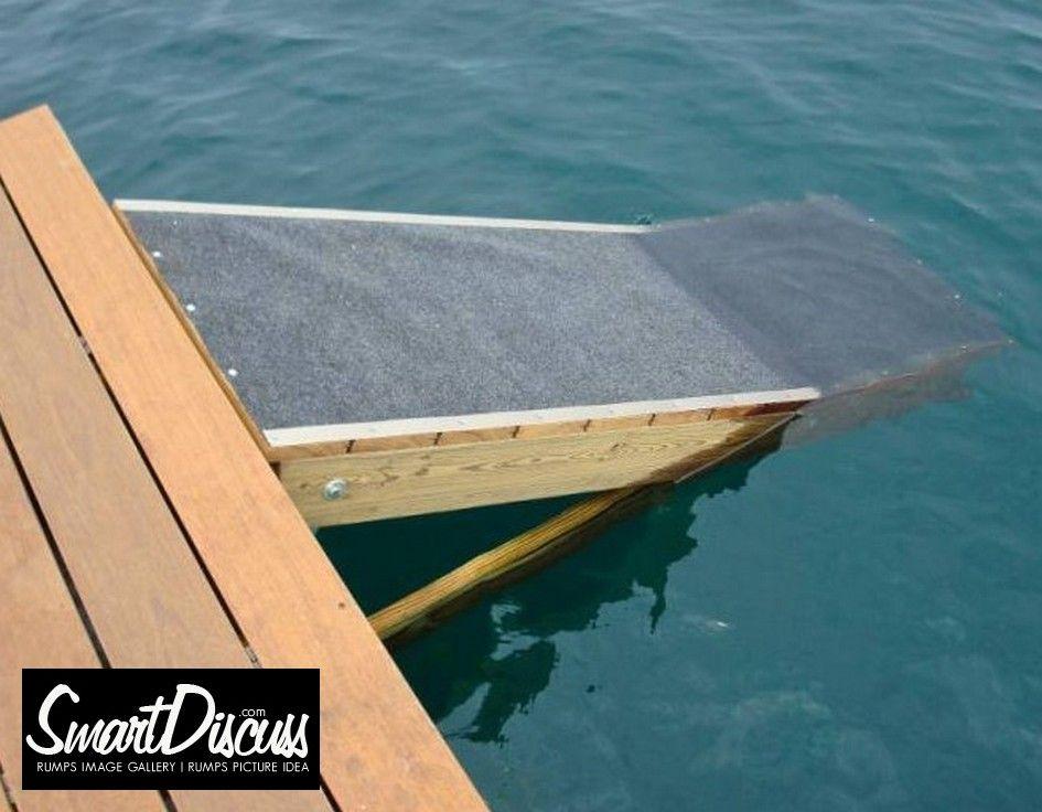 Dog Ramp Plans: Dog Boat Ramp Dog Ramp For Dock Jpg