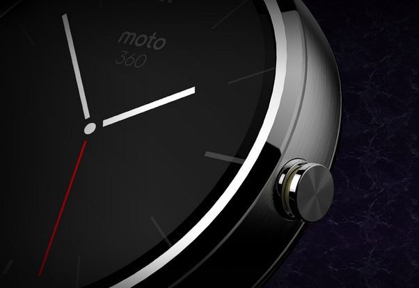 motorola moto 360 kommt mit wireless charging feature. Black Bedroom Furniture Sets. Home Design Ideas