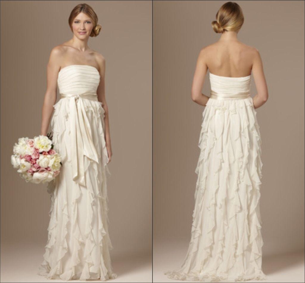 50 vestidos de noiva para casamento no campo (1) | Noivas ...