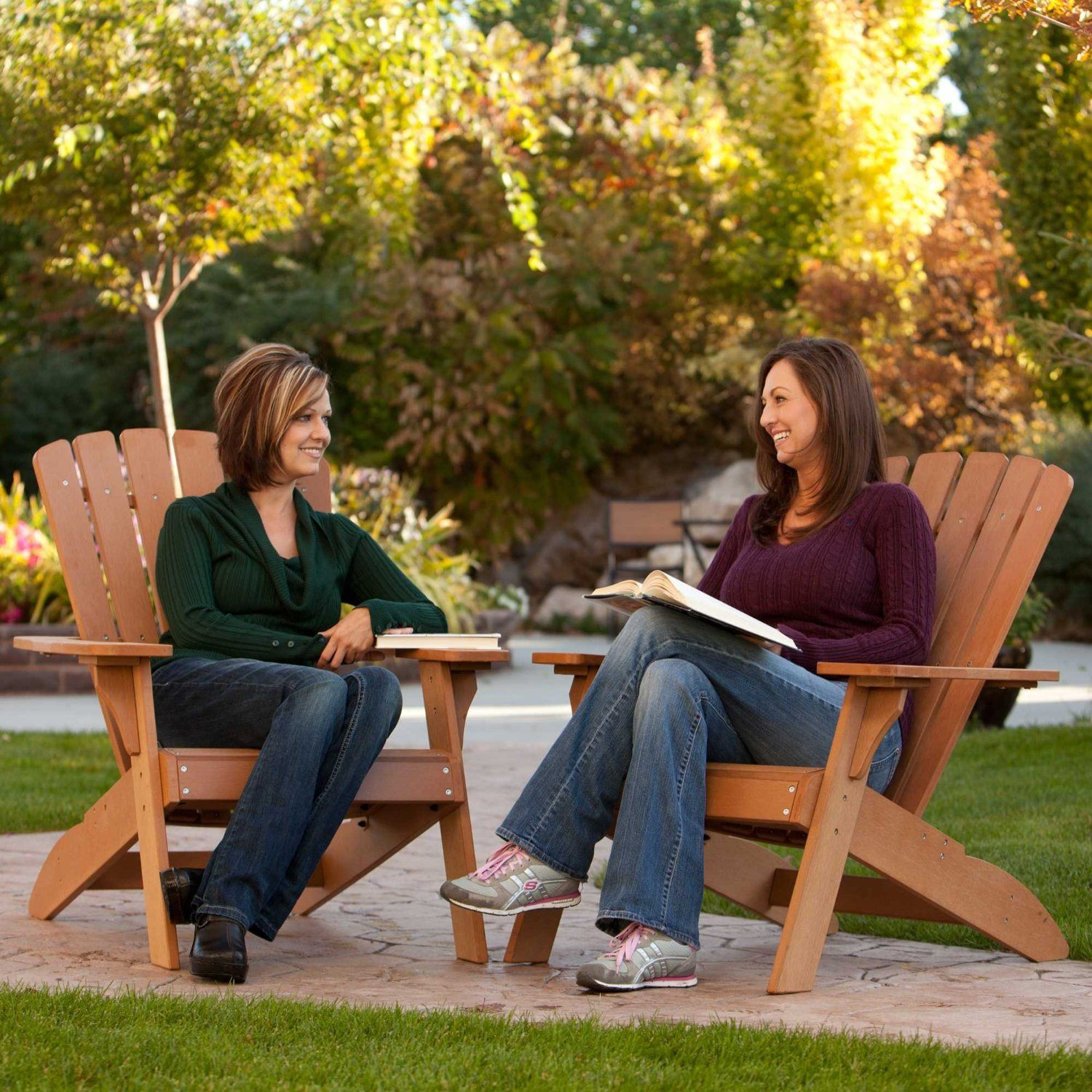 Lifetime 60064 Adirondack Chair Patio, Lawn