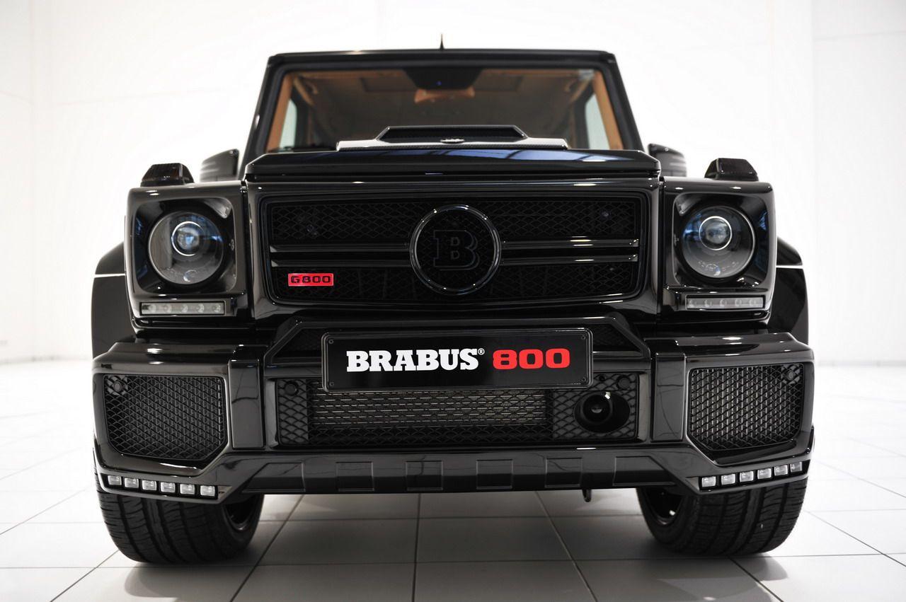 Brabus 800 Widestar With Images Mercedes Benz G Class Benz G