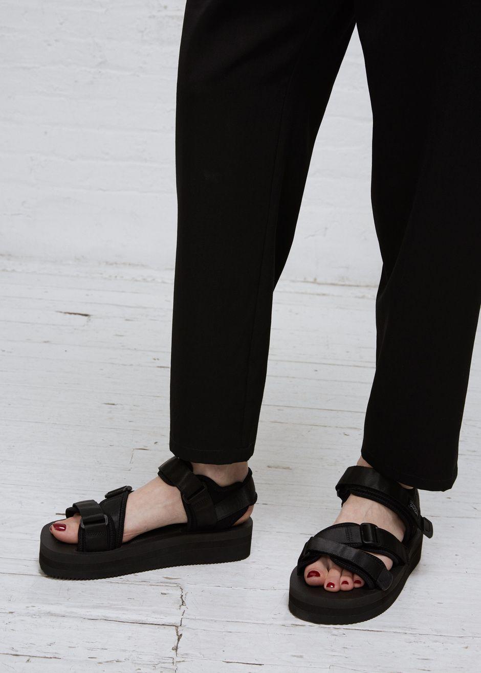 4be945c7e97 Suicoke Kisee-VPO (Black) Ankle Strap