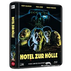 Hotel zur Hölle - Limited Edition Media Book Blu-ray