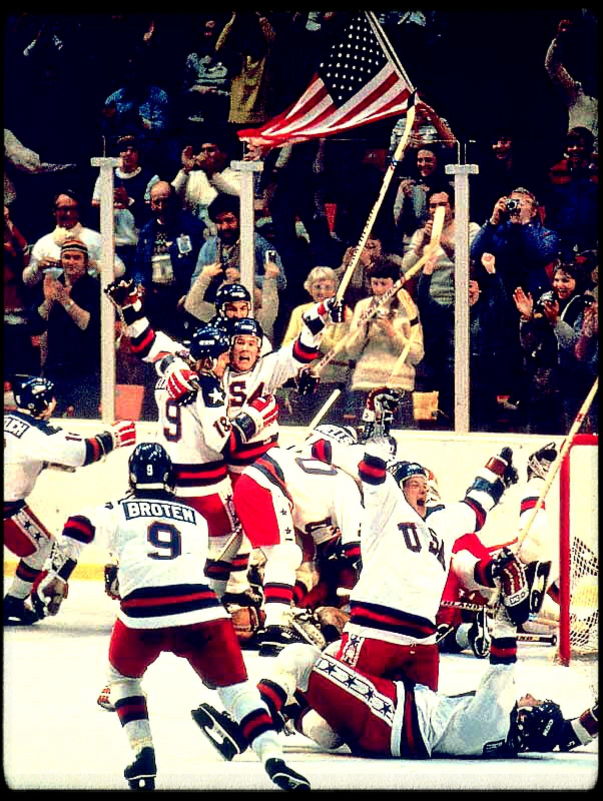 Ice Hockey At The 1980 Winter Olympics Was Held At The Olympic Arena And The Olympic Fieldhouse Now Known Olympic Hockey Usa Hockey Sports Illustrated Covers