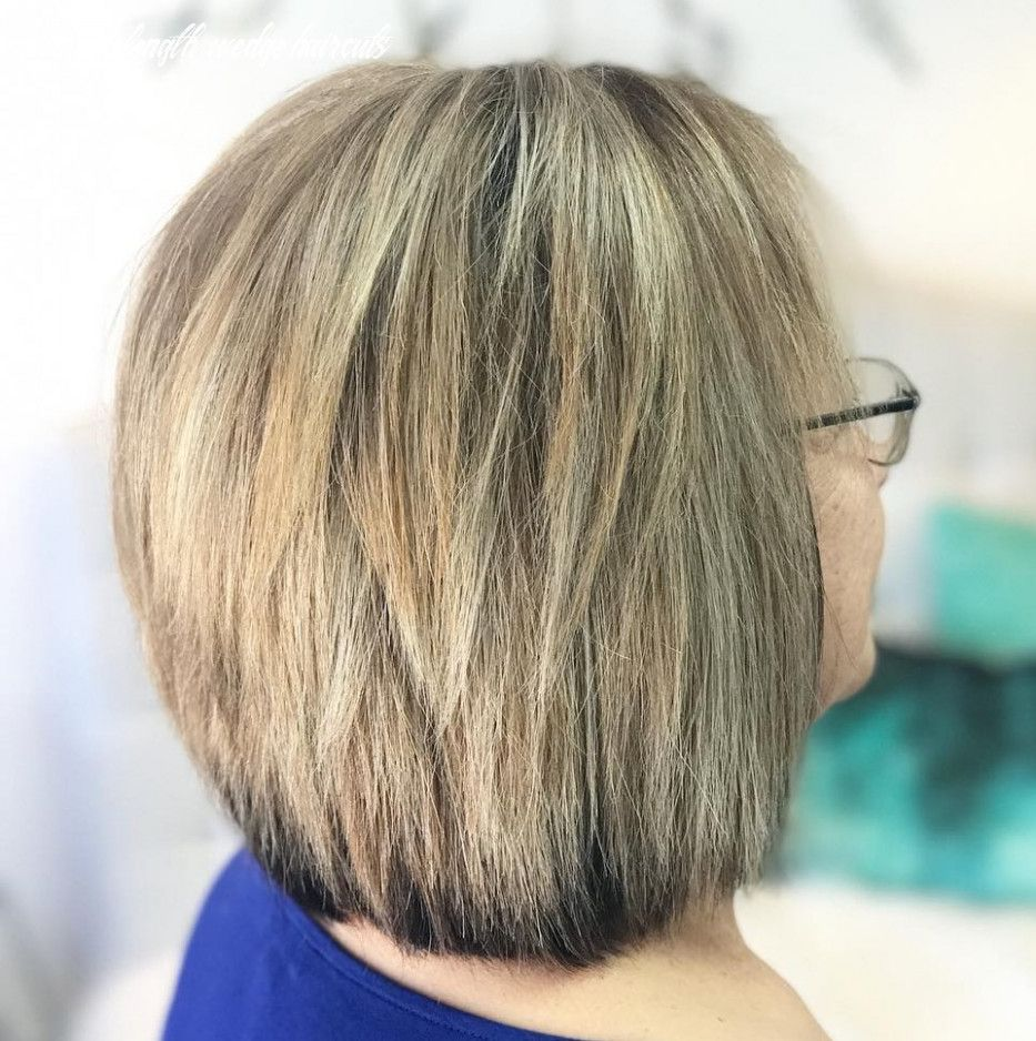 8 Medium Length Wedge Haircuts Di 2020