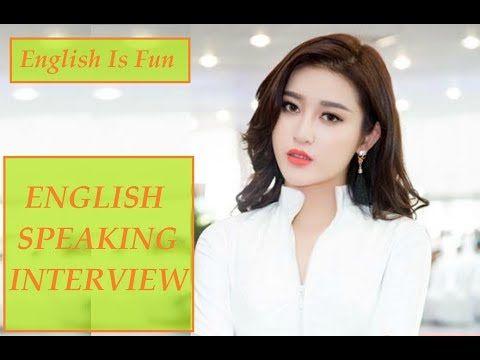 ENGLISH SPEAKING INTERVIEWS [EPISODE 9]