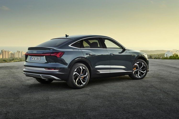 Audi Launches Second Electric Car The Audi E Tron Sportback In 2020 Audi E Tron E Tron Tron