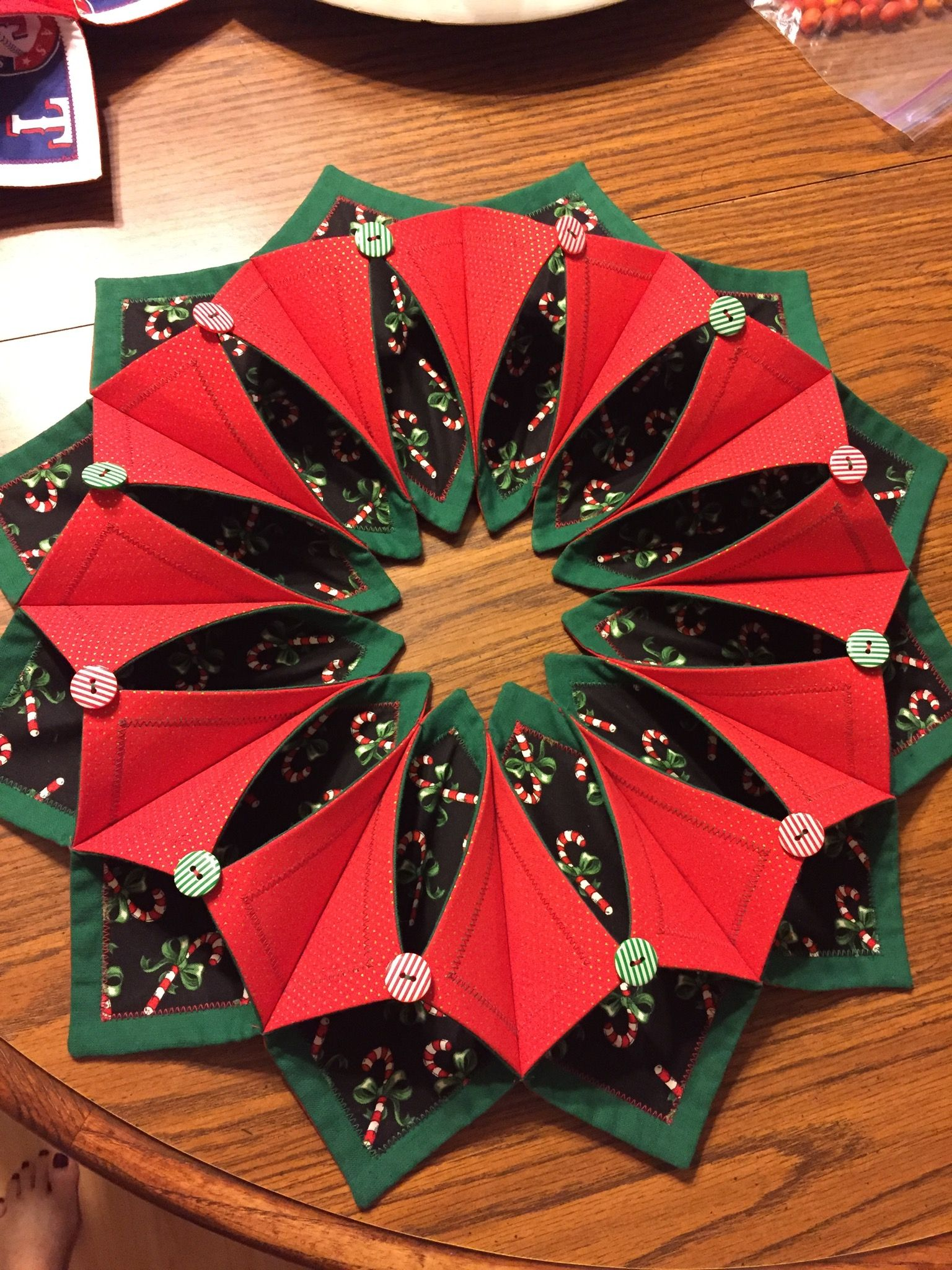 Folded fabric christmas ornaments patterns - Browse Fold N Stitch Patterns At Annie S Https Www Anniescatalog