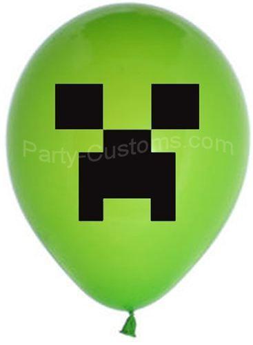 Party-Customs.com - Minecraft