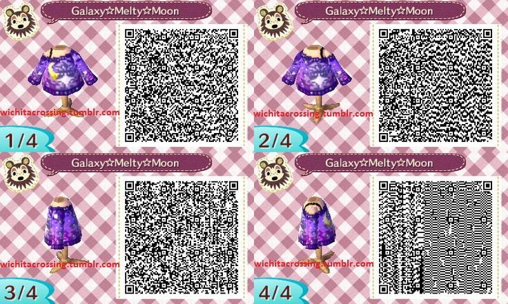 Bug,type codes requested by zachyfadakie. Animal Crossing QR
