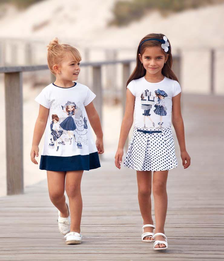 b549322e0 MAYORAL. Mini Collection. Spring-Summer 2019. | Детская одежда ...