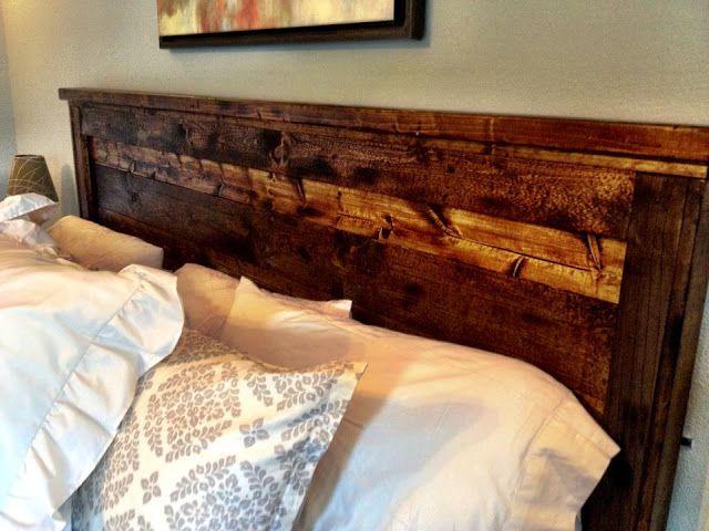 21 Wood Headboard Design Ideas Home Pins Wood