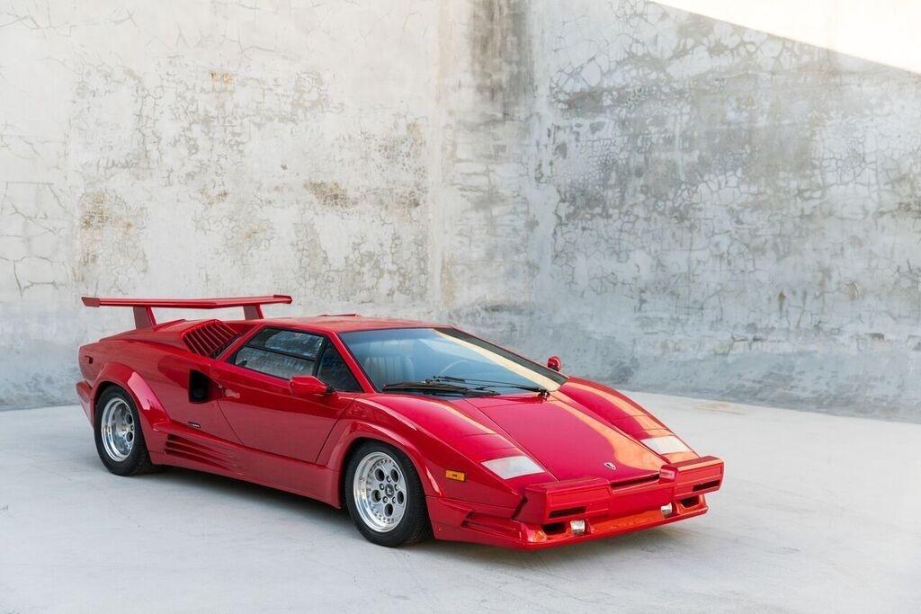 1989 Lamborghini Countach - 25th Anniversary | Classic Driver Market ...