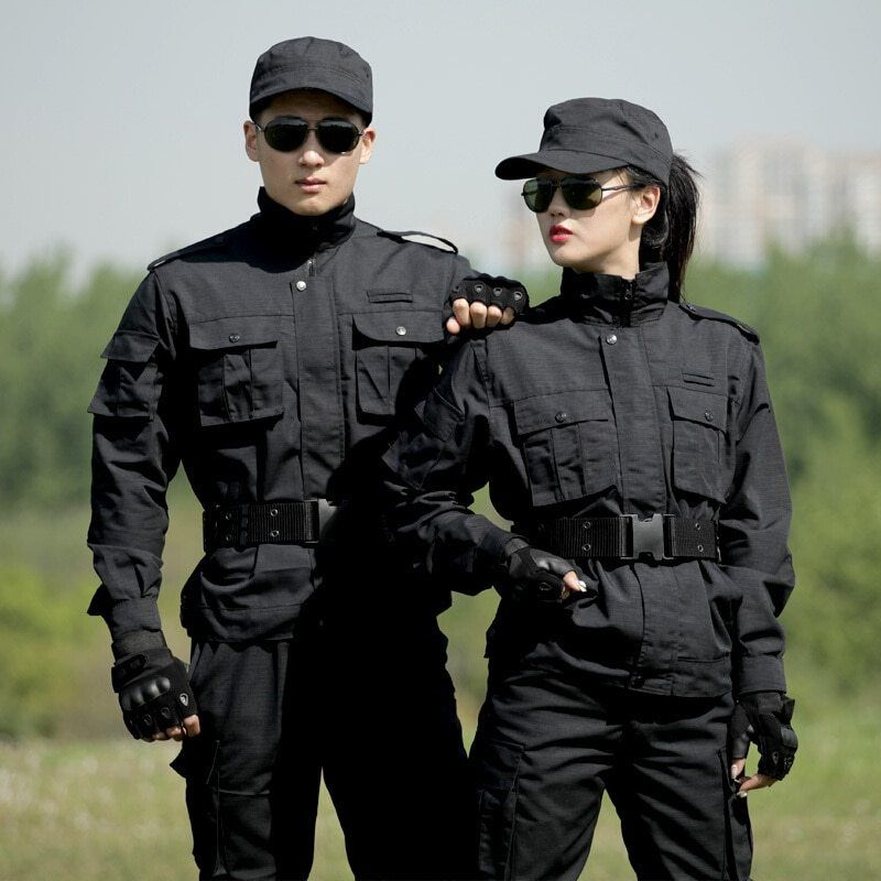 Men's Military Uniform Suit Tactical ARMY Clothing Uniforms Suit ...