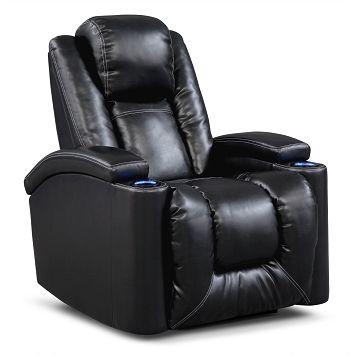 American Signature Furniture - Polaris Leather Power ...