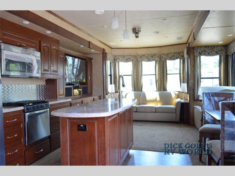 New 2015 Forest River RV Cedar Creek Cottage 40CCK Travel Trailer at Dick Gore's RV World   Richmond Hill, GA   #FS212105