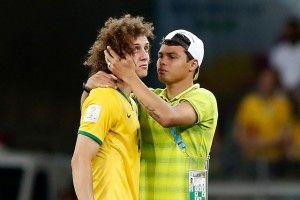 Luiz Felipe Scolari Brazil coach RESIGNS