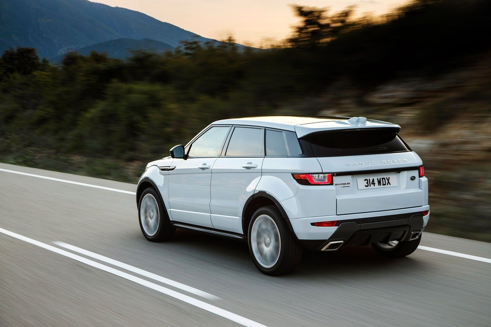 Range Rover Evoque Pdf