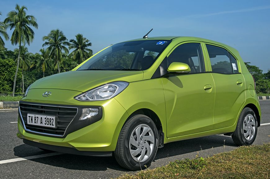 The New Hyundai Santro 2018 Adds Some Wow Factors To The Budget