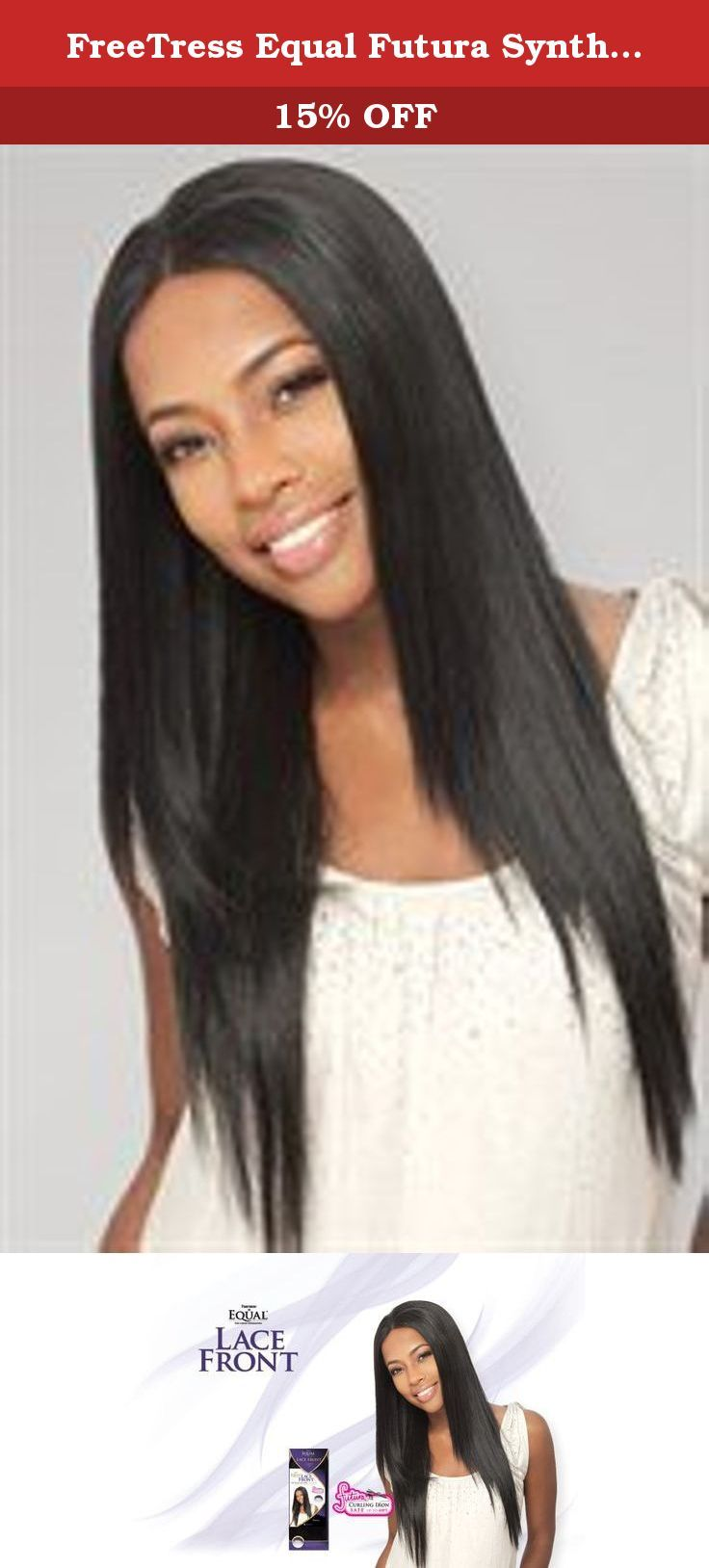 Freetress Equal Futura Synthetic Lace Front Wig Amerie 530