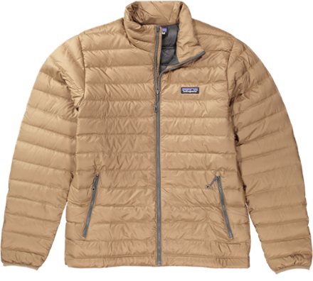 d4142c5a2317 Patagonia Men's Down Sweater Jacket Ash Tan XXL | Products | Sweater ...