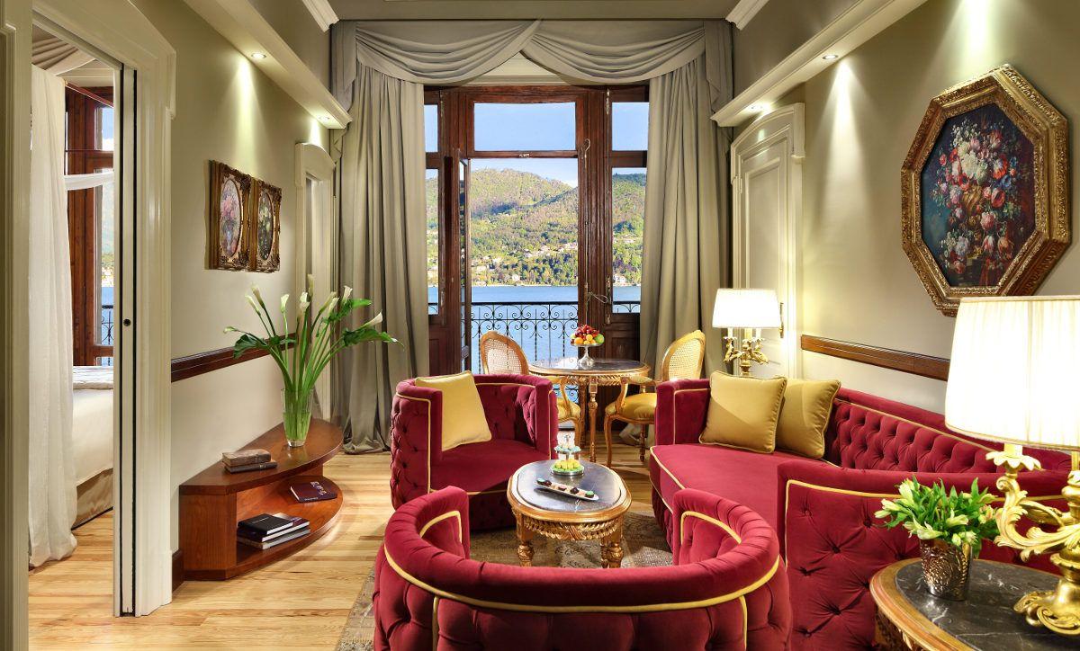 Luxury Suites For Honeymoon On Lake Como Honeymoon Suite Maria