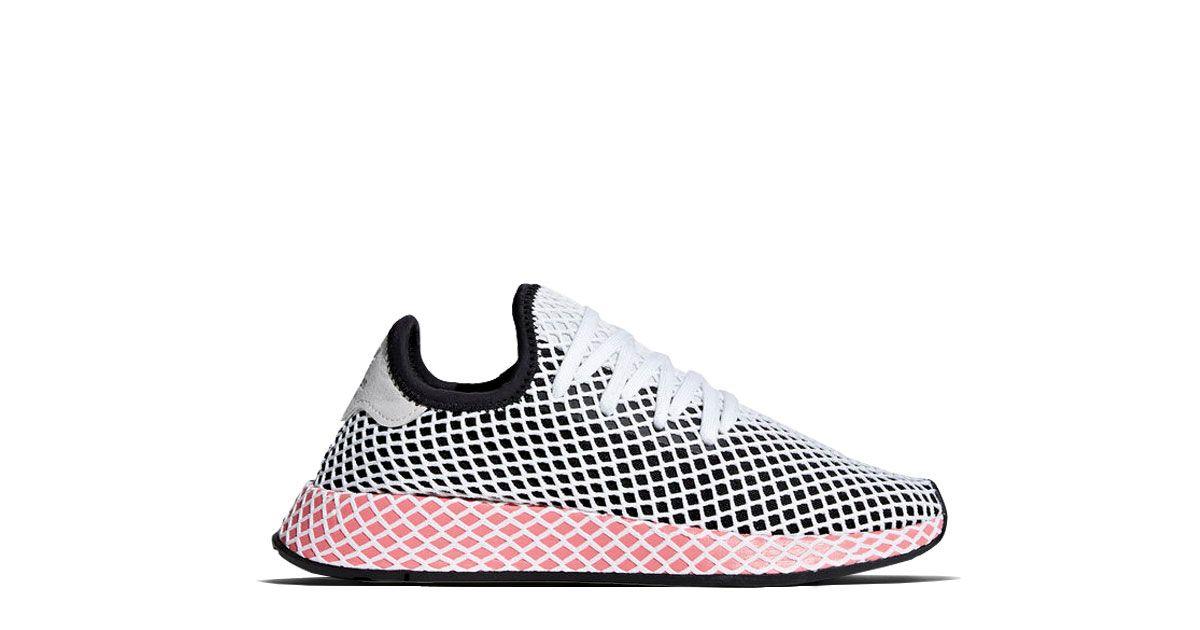 Adidas Originals Deerupt Runner Core Black CQ2909