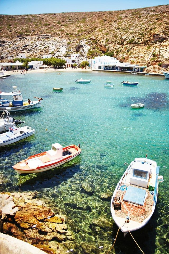 Sifnos: the most delicious Greek island