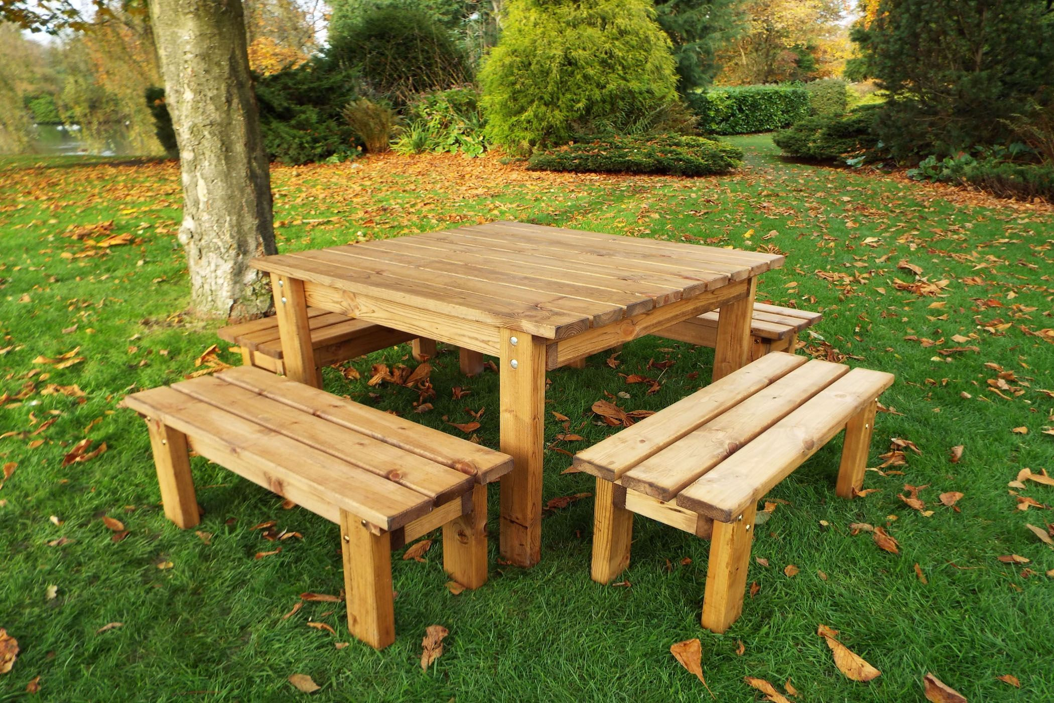 8 Seater Wooden Outdoor Bench Dining Set Childrens Garden Furniture Kids Outdoor Furniture Garden Furniture Sets
