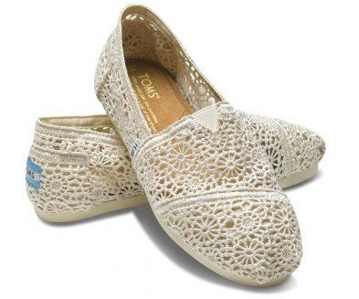 i really want toms