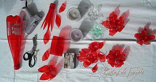 recup plastique bouteille de badoit fleur en plastique fleur en bouteille plastique fleur. Black Bedroom Furniture Sets. Home Design Ideas