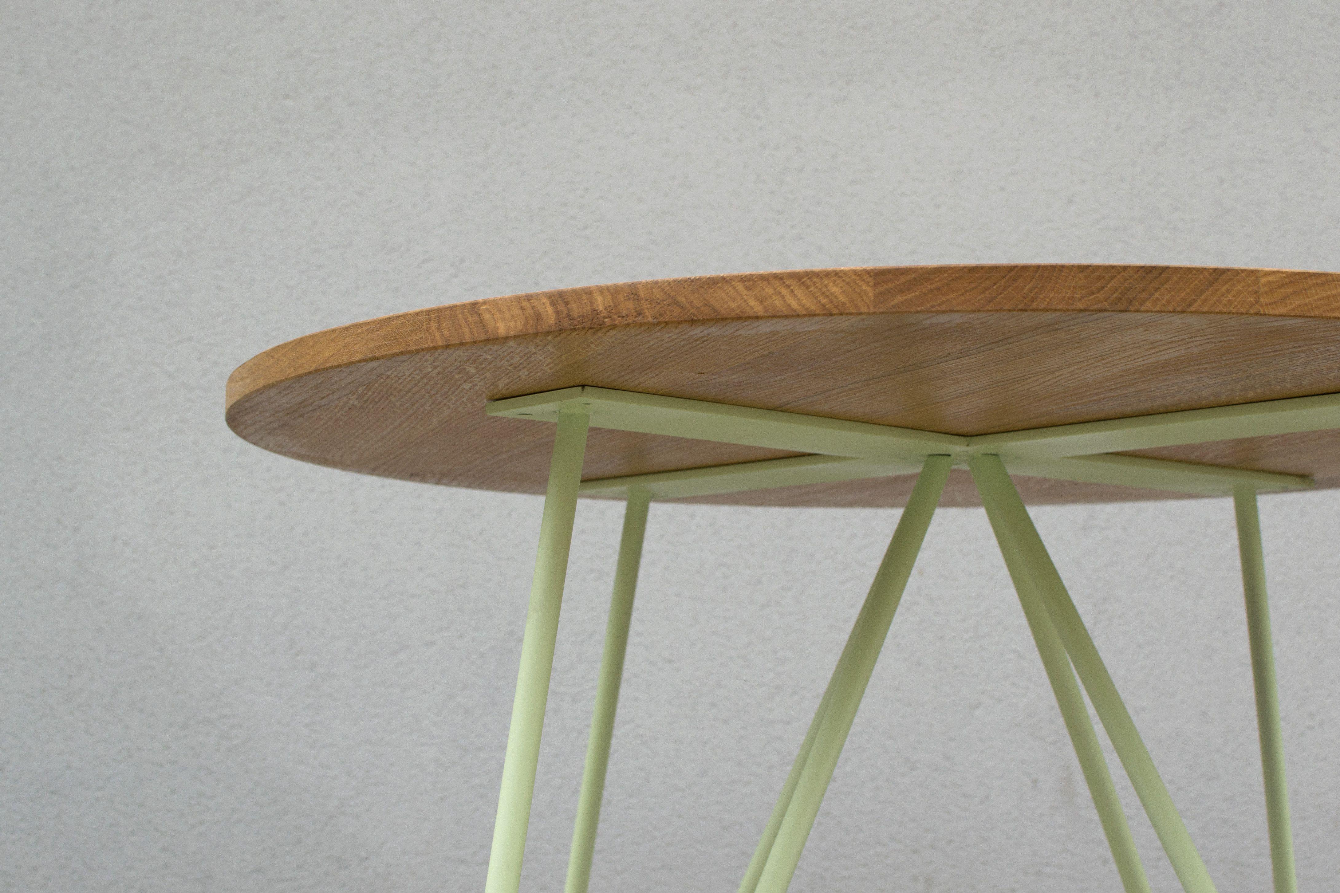Detalle de una de nuestras mesas de comedor de estilo ...
