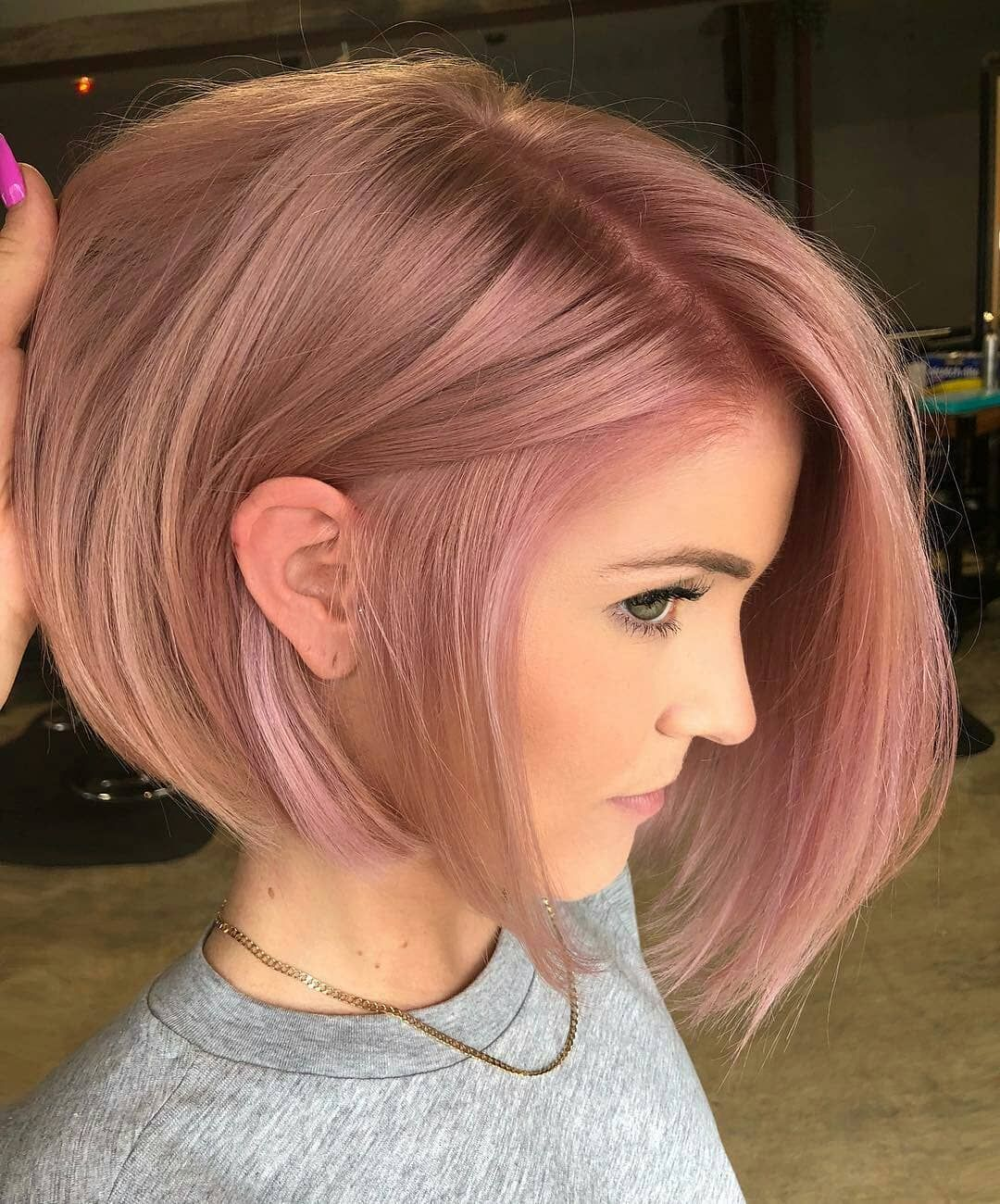 Contact Support In 2020 Hair Styles Hair Color Trends Bob Hair Color