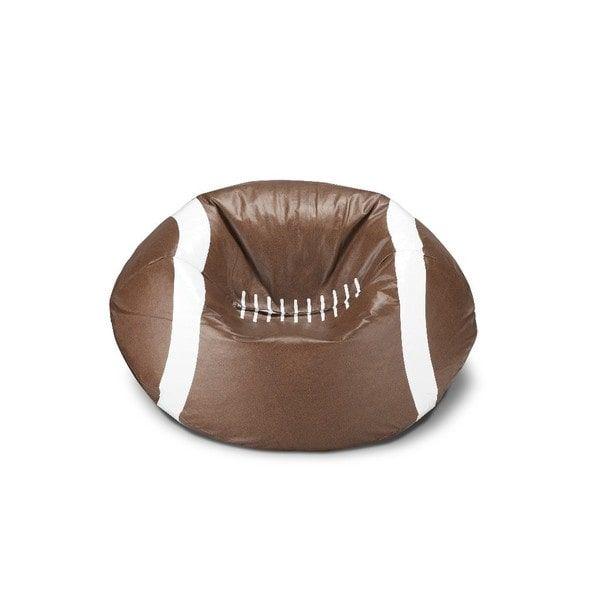 Ace Casual Vinyl 96 Inch Sports Bean Bag Chair Football Bean Bag Bean Bag Chair Bean Bag Chair Kids