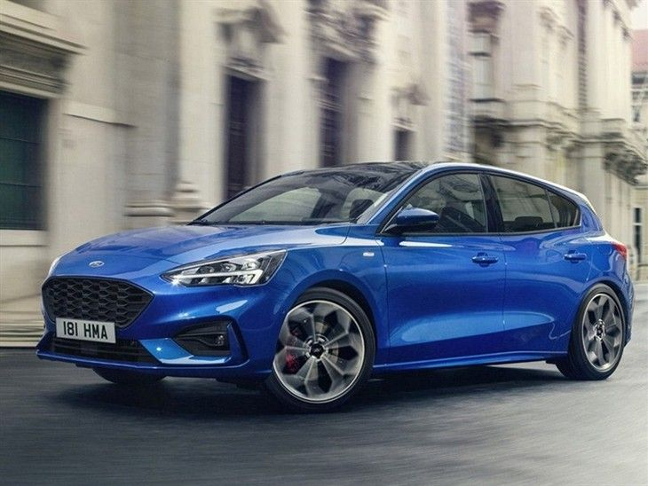Ford Focus 1 5 Ecoboost 182 St Line X Car Leasing Nationwide